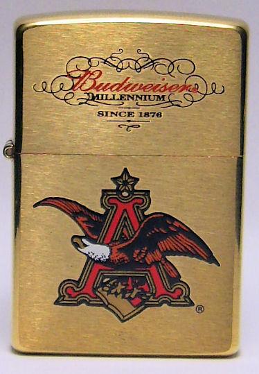 Budweiser, Anheuser-Busch Vintage Matchbook, Newark, New