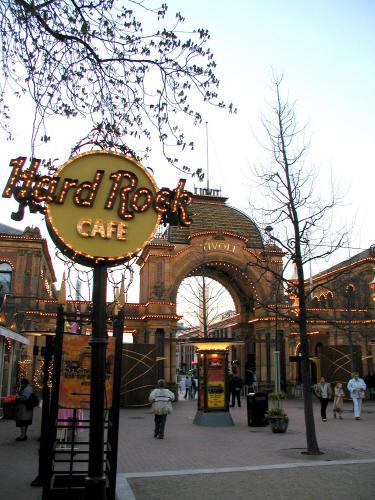 Hard Rock Cafe Frankreich