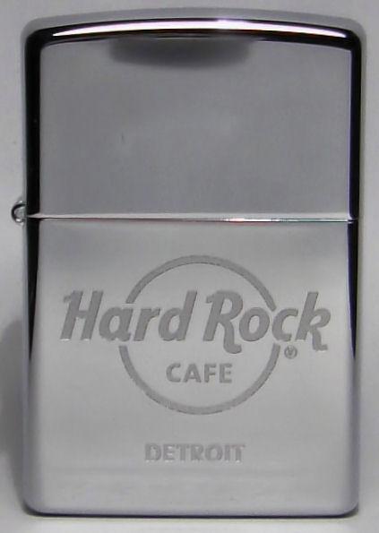 Zippo Hard Rock Cafe Chicago