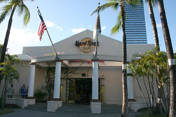 Hard Rock Cafe Kona Hawaii