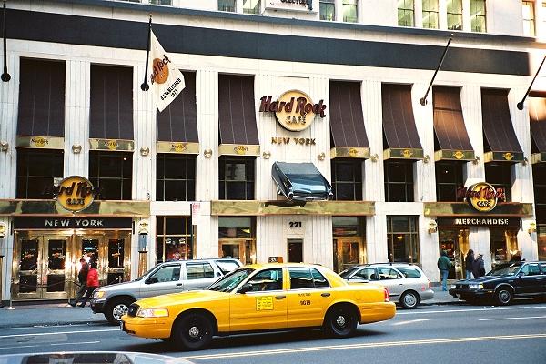 New York Cafe Tulsa
