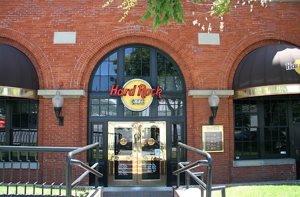 hard rock cafe salt lake city