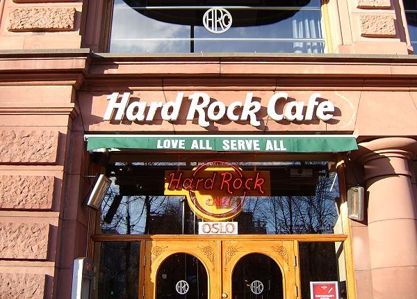 Hard Rock Cafe Norwegen