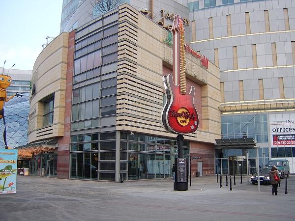 Hard Rock Cafe Warschau