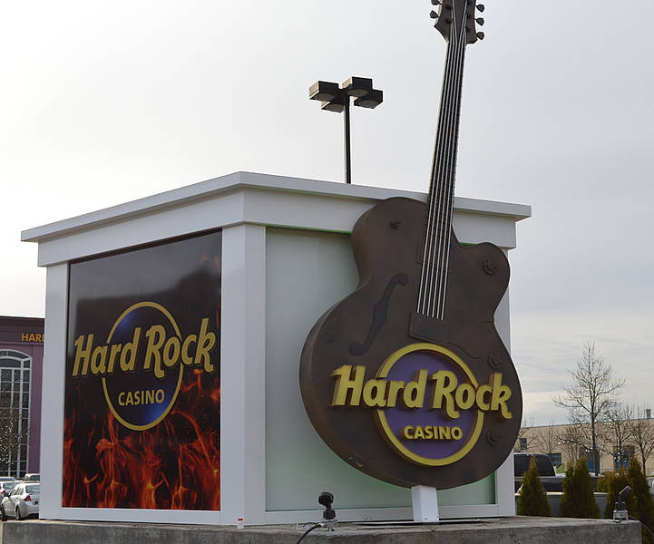 Hard Rock Cafe Toronto History