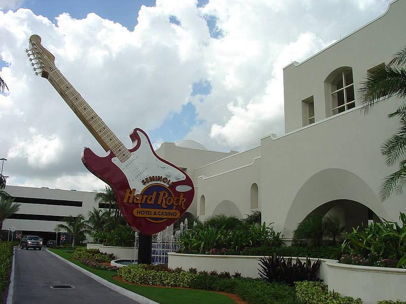 Hard Rock Cafe Hotel In Tampa Fl