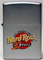 Hard Rock Cafe 30th Anniversary