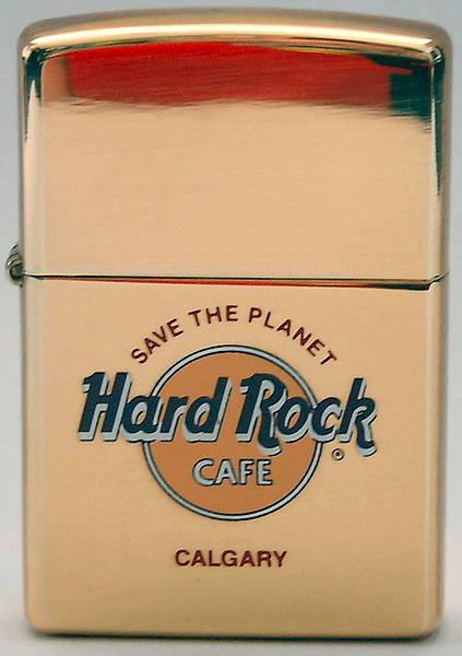 Hard Rock Cafe Canada Calgary
