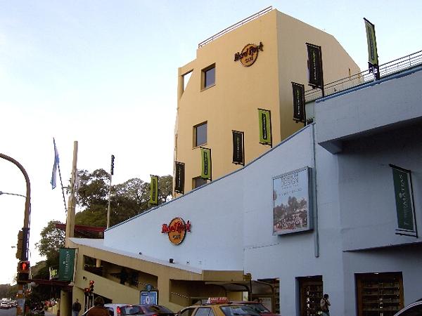 Hard Rock Cafe Puerto Rico
