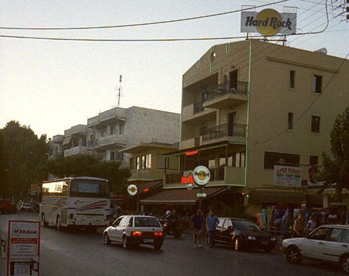 Hard Rock Cafe Griechenland