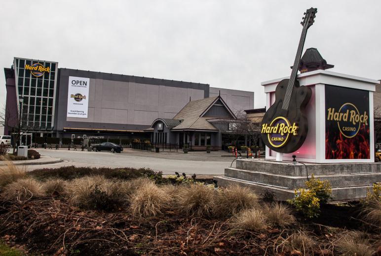 Hard Rock Cafe Calgary
